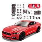 2015 Mustang GT Die-Cast Metal Model Kit
