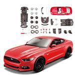 2015 Mustang GT Die-Cast Metal Model Kit