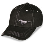 Running Horse Blackout with Stripe Hat