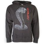 Shelby Cobra Zip Hoodie