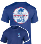 Shelby Distressed Logo T-Shirt