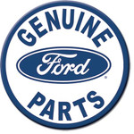 "Magnet - Ford Genuine Parts 3"" Round"
