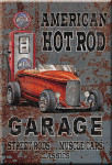 Magnet - American Hot Rod Garage