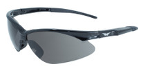 Fast Freddie Sunglasses - Smoke Lenses (Safety) - Black