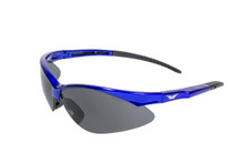 Fast Freddie Sunglasses - Smoke Lenses (Safety) - Blue