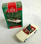 1992 Hallmark Ornament - 1966 Mustang Convertible