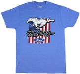 Mustang US Flag Shirt