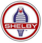 "SHELBY Cobra Logo Disk 12"""