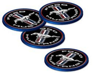 Coaster 4-Pack - Ford Mustang