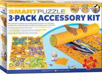 Smart Puzzle Accessory Kit - 3-in-1 Puzzle Fun!
