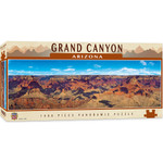 Puzzle - Grand Canyon Panoramic 3ft Wide! - 1000 Piece Jigsaw Puzzle