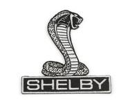"Patch - Shelby Cobra Die Cut 3"""