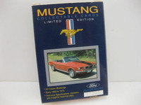 Mustang Collectible Cards