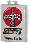 Playing Cards - Coca Cola NASCAR 1999