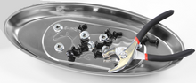 Magnetic Tray - Mustang Oval Stainless