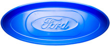 Magnetic Tray - Ford Oval on Blue