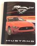 Mustang Composition Notebook 100 Pages