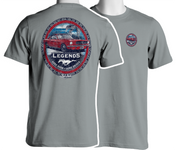 Laguna 65 Mustang T-Shirt by Laid Back