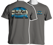 Halfway 1993 Mustang 5.0 T-Shirt by Laid Back