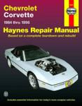 Haynes Repair Manual - Chevy Corvette 1984-1996 #24041