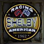 Neon Sign - BIG Shelby Racing 36""
