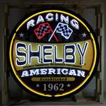 "Neon Sign - BIG Shelby Racing 36"""