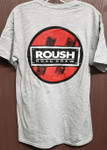 Roush Road Crew T-Shirt - Grey