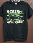 Roush Charged T-Shirt - Black