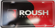 Roush Performance Dealer Plate