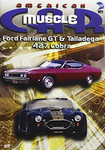 American MuscleCar: Ford Fairlane GT & Talladega | 427 Cobra DVD