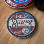 Coaster - Shelby Legendary Racing
