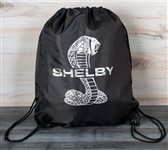 Shelby Snake Drawstring Bag