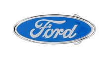 Belt Buckle - Ford Blue Oval