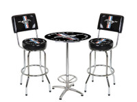 SPECIAL OFFER * 3 Piece Cafe Table & Stool Set