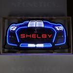 Shelby GT500 Mustang Neon Sign - HUGE * 5 Ft Wide