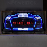 Shelby GT500 Mustang Neon Sign - HUGE * 5 Ft Wide