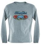 Ladies Ford Girl T-Shirt * Long  Sleeve