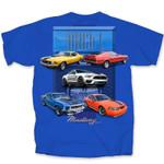 Mach 1 Four Generations Mustang T-Shirt