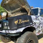 Ford Bronco Fender Gripper