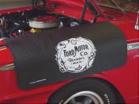 Ford Heritage Logo Fender Gripper