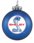 Ornament - 2013 Shelby Foundation in Blue Matte