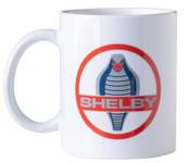 Mug - Shelby Cobra White 11 oz