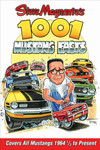 1001 Mustang Facts Book