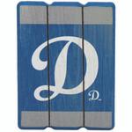 Dodgers Oversized Plank Magnet