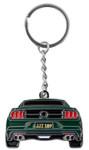 BULLITT Mustang Key Chain