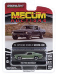 1:64 Scale 1968 Mustang BULLITT Diecast Model *MECUM EDITION