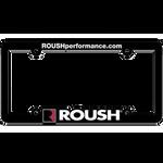 Roush Performance License Plate Frame