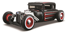 1929 Ford Model-A Die-Cast Metal Model Kit