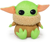 Dog Squeaky Toy - Baby Yoda