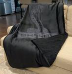 Shelby Sherpa Blanket - Black